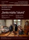 Baroka mūzika Tukumā